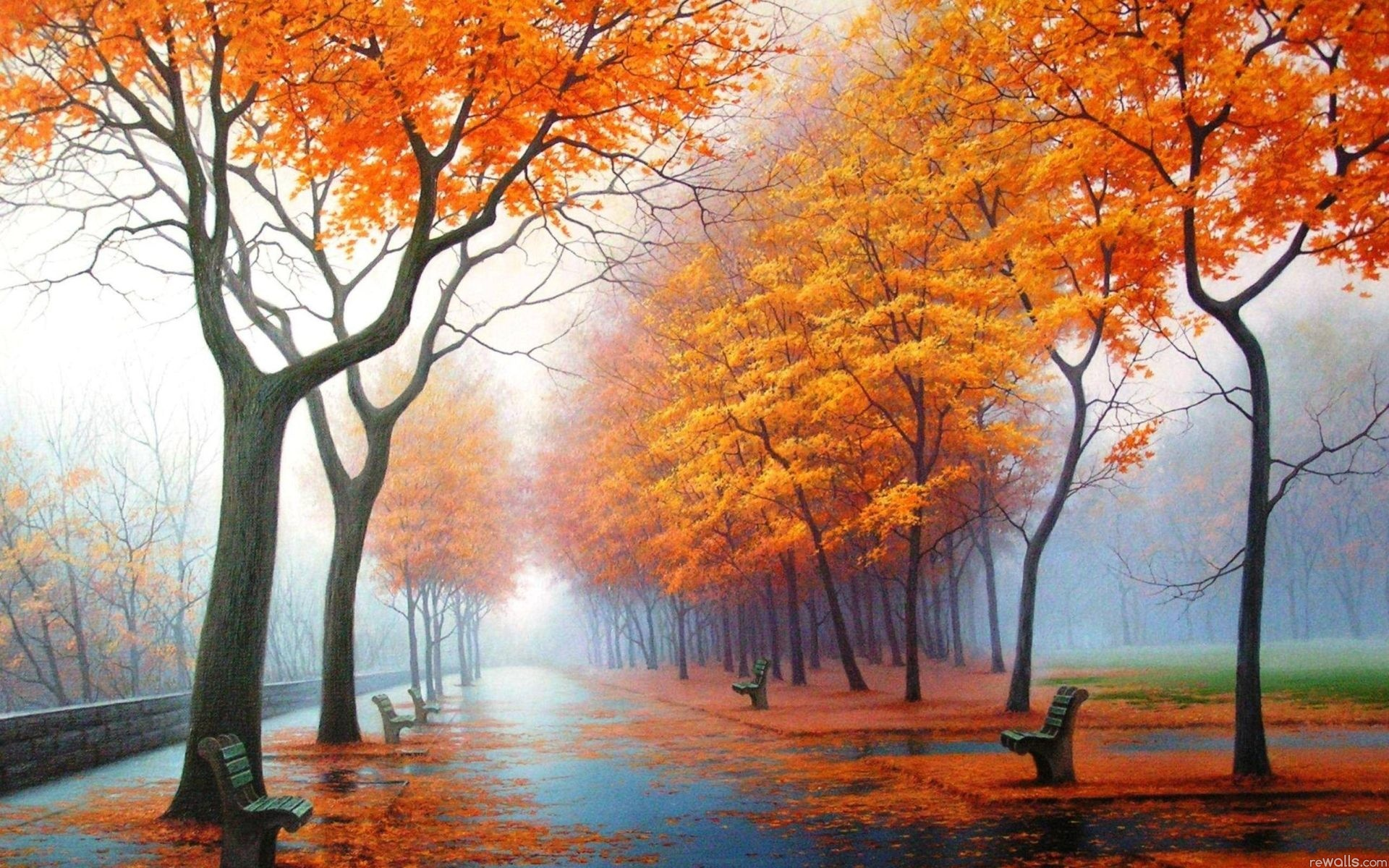 information on autumn season Meteorologists generally define four seasons in many climatic areas: spring, summer, autumn (fall) and winter these are demarcated by the values of their average.