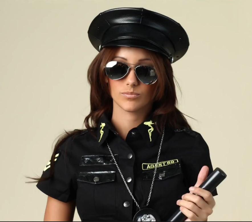 Открытки девушка полицейский, написать